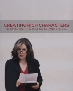 Learn to create well developed characters to enhance your story