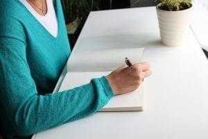 A Writing Vacation